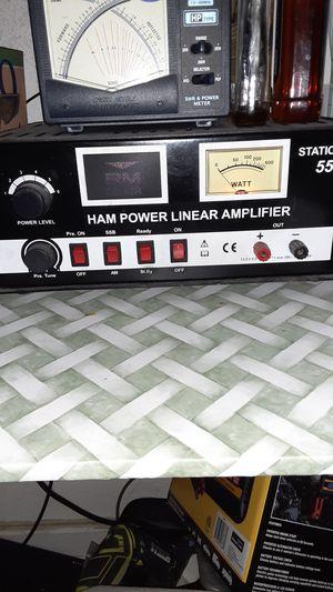 Ham power linear amplifier for Sale in Riverside, CA