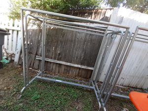 Retail store clothes racks for Sale in Dallas, TX