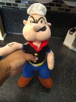 Vintage Popeye doll for Sale in Baldwin Park, CA