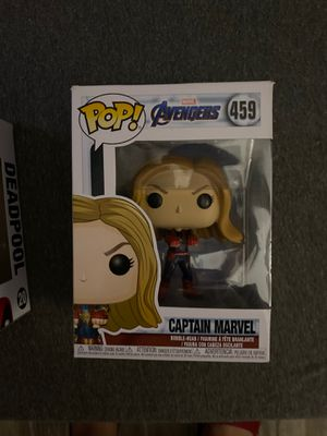 Captain Marvel pop for Sale in Kyle, TX