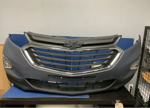 2018 2019 2020 Chevrolet Equinox Parts Bumper Upper & Lower Grill Fog Light Mirror for Sale in Los Angeles, CA