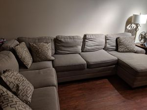 Custom sectional couch for Sale in Raleigh, NC