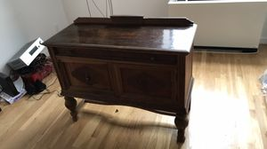 Antique Wooden Sideboard for Sale in New York, NY