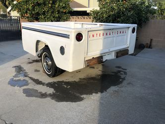 International Truck Bed Trailer for Sale in Upland,  CA