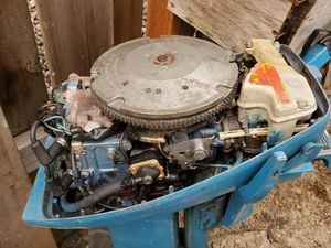 EVINRUDE OUTBOARD MOTOR for Sale in Gresham, OR