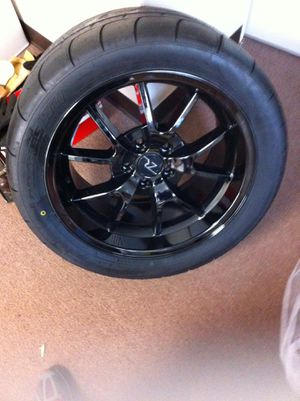 Mustang Rims and Tires for Sale in Philadelphia, PA