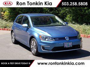2016 Volkswagen e-Golf for Sale in Gladstone, OR