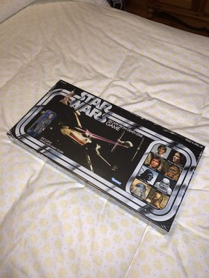 Star Wars Escape from Death Star Board Game for Sale in Fond du Lac, WI