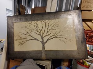 Pier One tree wall hanging for Sale in Brentwood, NC