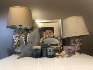 Beach room decor bundle for Sale in Columbus, OH