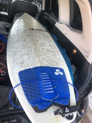 SUPER Brand U.N.I.T. Surfboard (PRICED TO SELL) for Sale in Orange, CA