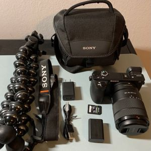 "🆕 Sony Alpha A6500 ""New"" 🔹™️ for Sale in Ocotillo, CA"