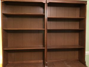 Ethan Allen bookshelves for Sale in Montgomery Village, MD