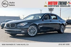 2012 BMW 7 Series for Sale in Los Angeles, CA