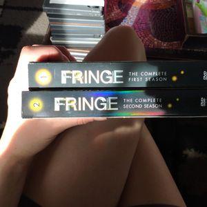 Fringe (Season 1 & 2) for Sale in Denver, CO