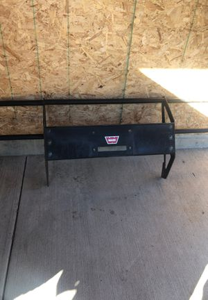 Warn winch bumper mount for Sale in Gig Harbor, WA