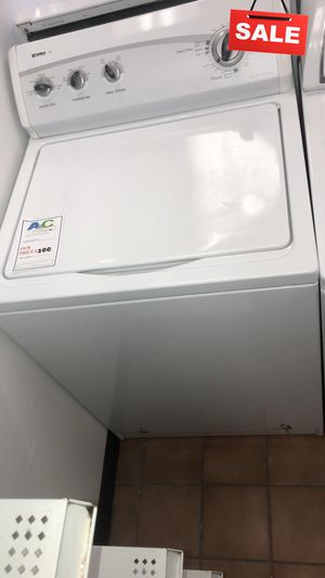 BIG BARGAINS!! Very Quiet Kenmore Washer CONTACT TODAY! #1508 for Sale in Baltimore, MD