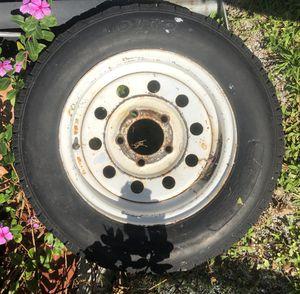 Tire for trailer for Sale in Cape Coral, FL