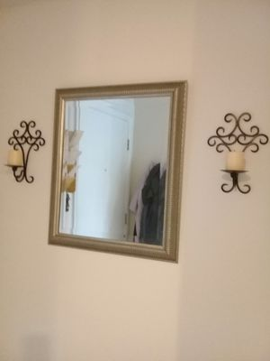 """36"""" X 24"""" MIRROR GOOD CONDITION for Sale in Fort Myers, FL"""