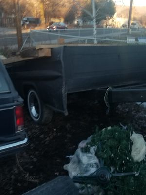 Truck bed trailer for Sale in Klamath Falls, OR