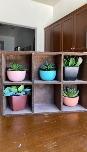 Candle / mini plant holder for Sale in Manteca, CA