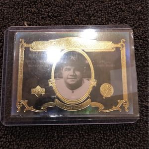 Babe Ruth Card for Sale in Fenton, MO