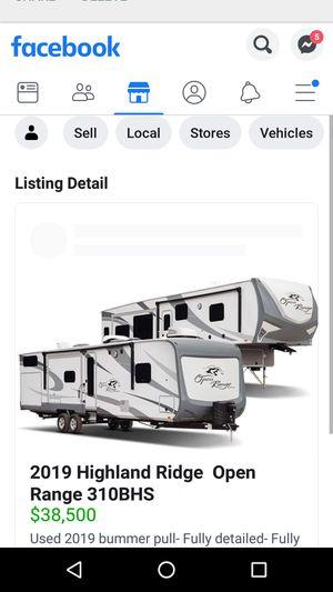 2006 Travel Trailer Camper for Sale in Culleoka, TN