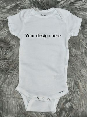 custom onesie for Sale in Grand Terrace, CA