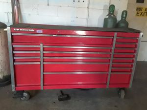 New tool box 4ft tall x 6ft long for Sale in Lawrence Township, NJ