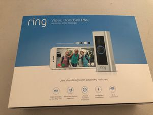 Ring Pro for Sale in Hayward, CA
