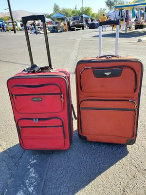 Large luggage. $25. Each for Sale in Riverside, CA