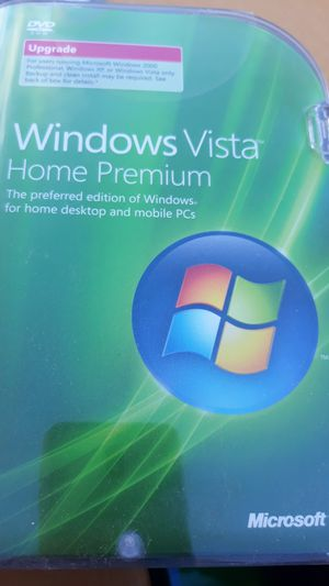 windows vista OS for Sale in Orlando, FL