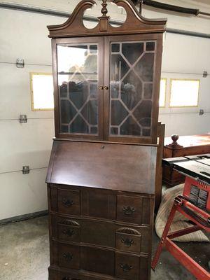 Antique hutch/secretary's desk for Sale in Glen Allen, VA