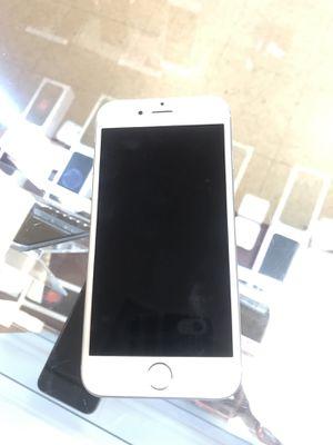 iPhone 6 silver 128GB unlocked for Sale in Richmond, VA
