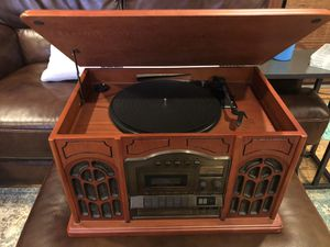 Retro Turntable Stereo System for Sale in San Francisco, CA