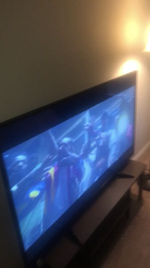 55 inch tv for Sale in Charlotte, NC