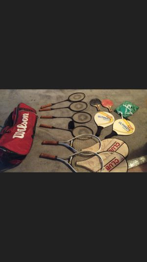 Rackets!!! for Sale in North Las Vegas, NV