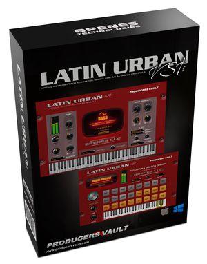 Producers Vault – Latin Urban 1.5 VSTi for Sale in Houston, TX