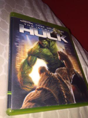 The Incredible HULK Blu-ray + Digital Copy for Sale in Alexandria, VA