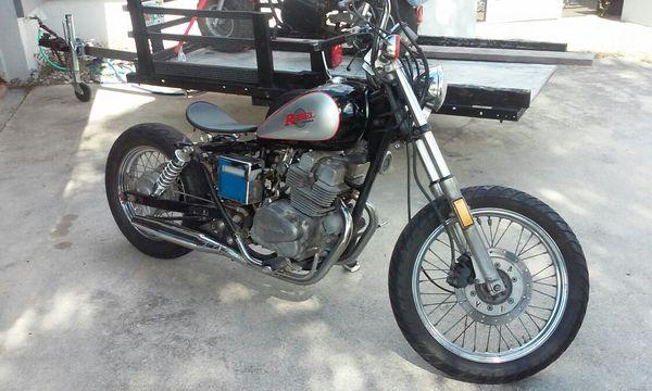 1985 Honda Rebel  Cmx  250 Bobber For Sale In Cape Coral  Fl