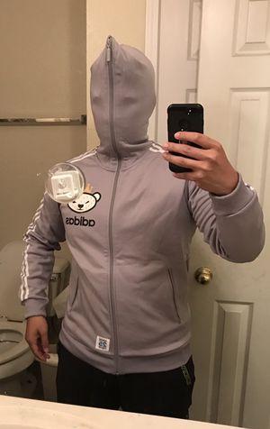 Adidas x nigo tracker bape shark hoodie jacket size medium for Sale in Mansfield, TX
