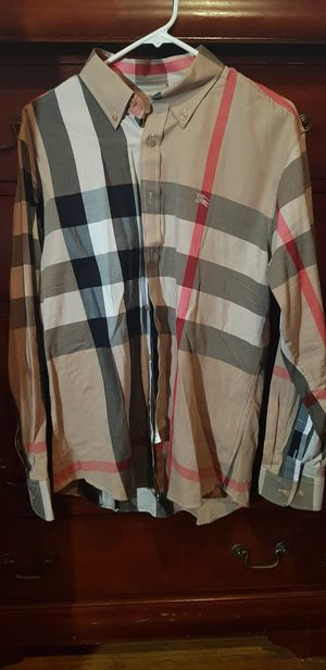 Xl Burberry for Sale in Hayward, CA