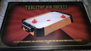 Table Top Air Hockey for Sale in Lafayette, OR
