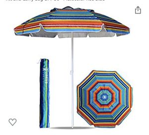 Canopy tent umbrella patio umbrella sun umbrella for Sale in Los Angeles, CA