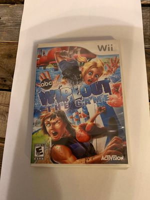 Wii Wipeout The Game for Sale in Lone Oak, TX