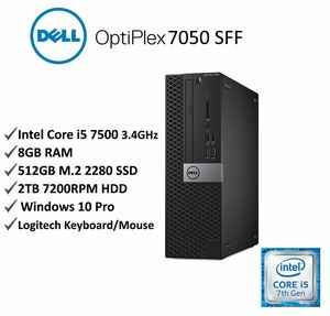 Dell Optiplex 7050 SFF PC for Sale in Brooklyn, NY