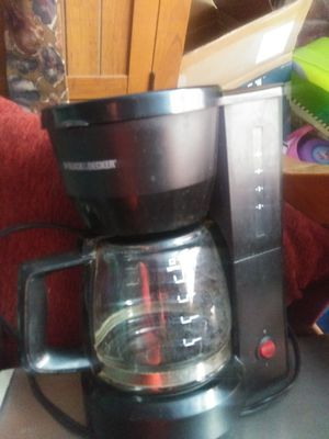 Toaster oven and small coffee maker for Sale in Auburndale, FL