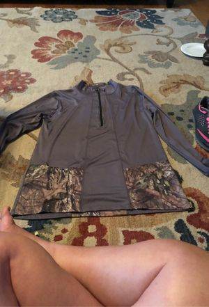 Camo outfit wilderness dreams shirt size 2XL and pants XL for Sale in Ashland City, TN