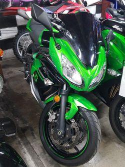 2016 Kawasaki Ex650 Egf for Sale in Las Vegas, NV