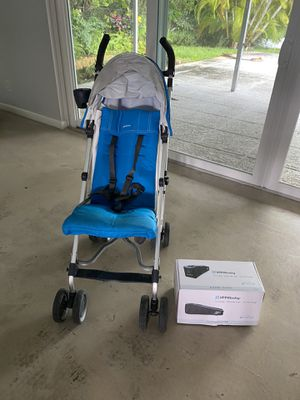 UPPAbaby G-Luxe stroller and travel bag for Sale in West Palm Beach, FL